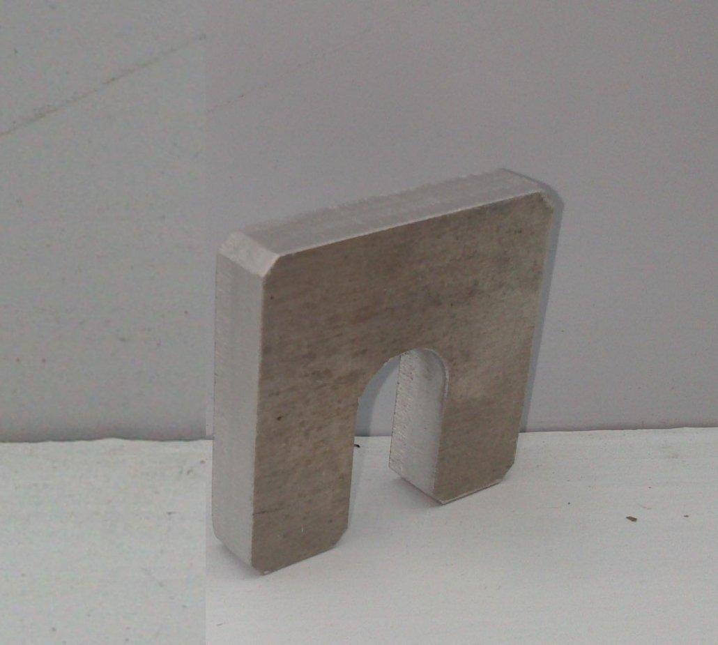 TAGLIO LASER INOX - sp 12mm